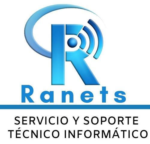 servicio y soporte técnico informático