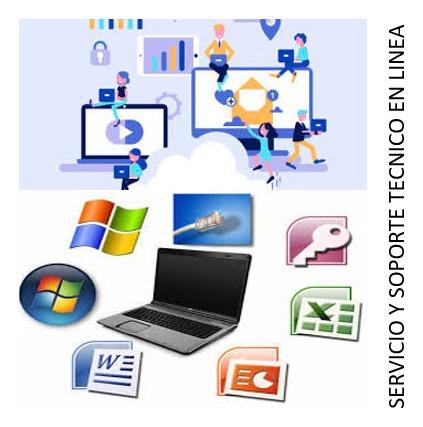 servicio y soporte técnico on-line para sus computadores