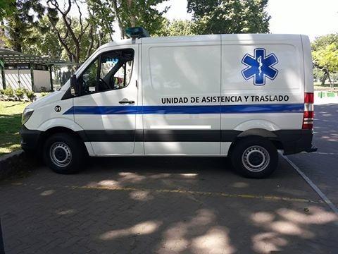 serviciode ambulancia traslados particulares todo el país