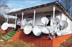 servicion tecnico de antena satelital dirtv