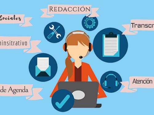 servicios administrativos virtual
