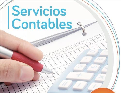 servicios asesoría contable iva renta balance 14ter llámenos