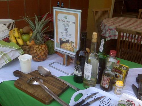 servicios ,banquetes, paellas en vivo