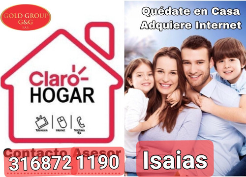 servicios claro hogar