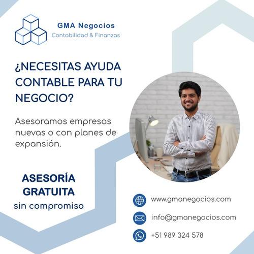 servicios contables para tu negocio