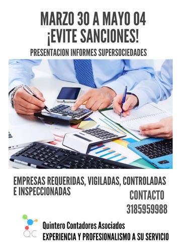 servicios contables quintero contadores asociados