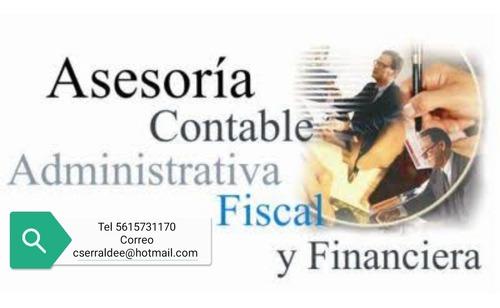 servicios contables y finanzas