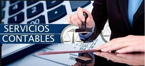 servicios contables y fiscales para personas físicas