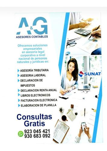 servicios contables y tributarias