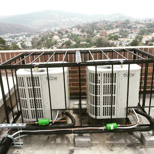 servicios de aires acondiconados domesticos e industriales.