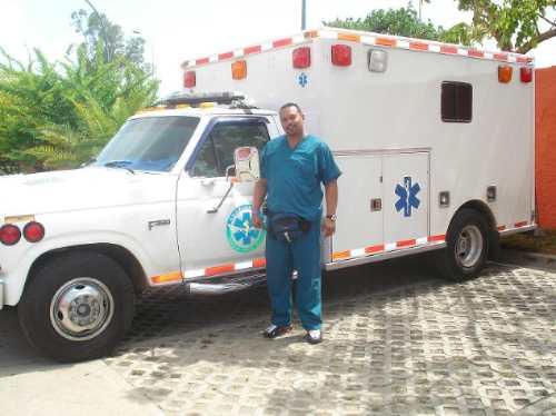 servicios de ambulancia