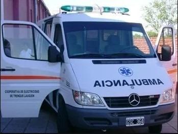 servicios de ambulancia a todo el pais las 24hs.