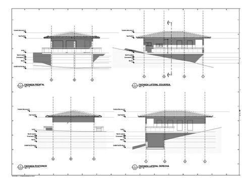 servicios de arquitectura en general, licencias,construcción