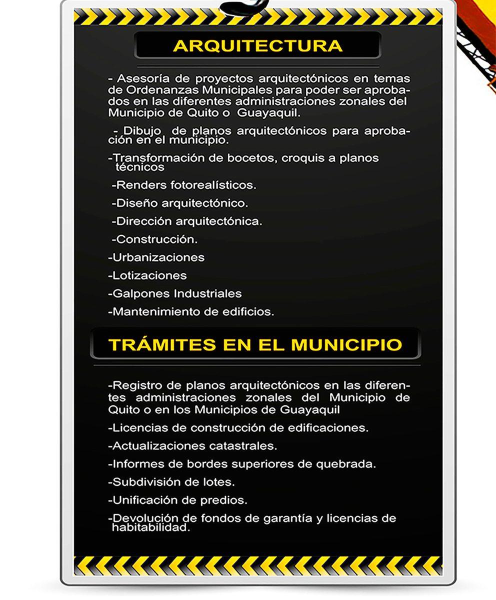 Servicios de arquitectura y tr mites municipales en - Servicios de arquitectura ...