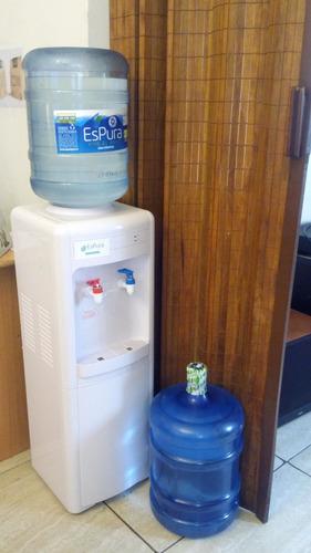 servicios de arriendo dispensador agua frio / caliente