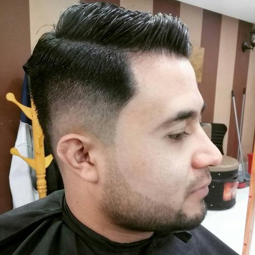 servicios de barbería a domicilio