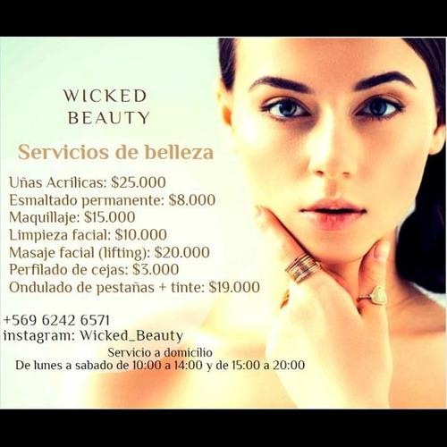servicios de belleza