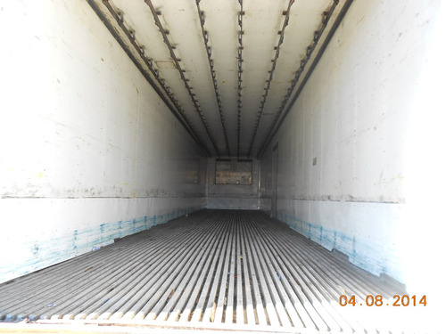 servicios de cargas refrigeradas, congeladas, supercongelada