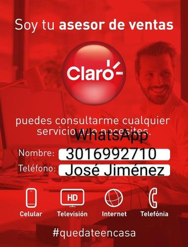 servicios de claro