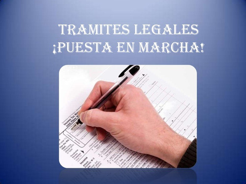 servicios de constitución de empresas y permisología.