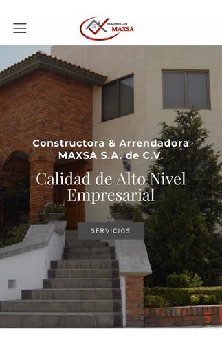 servicios de construcción, urbanización y edificación