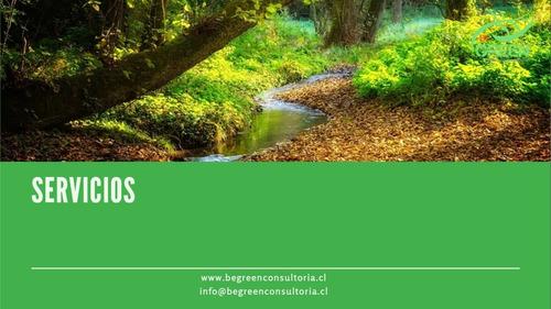 servicios de consultoría ambiental