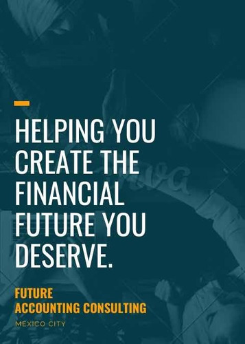 servicios de consultoría financiera y fiscal