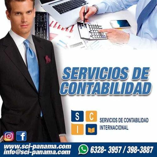 servicios de contabilidad internacional (sci)