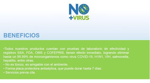 servicios de desinfección corporativa y residencial