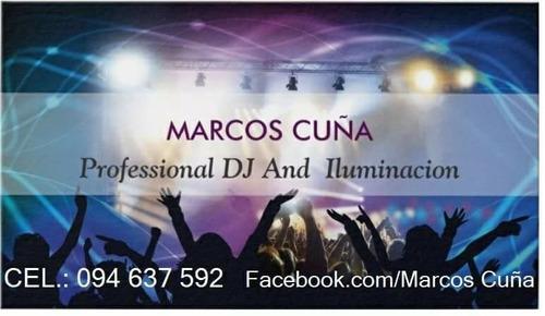 servicios de discoteca