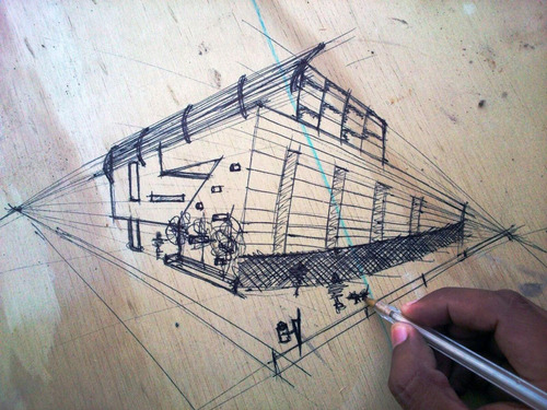 servicios de diseño, arquitectura, interiores y renders