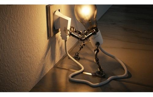 servicios de electricidad y fontanería.
