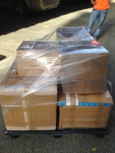 servicios de embalaje especial, embalaje extranjero, fletes