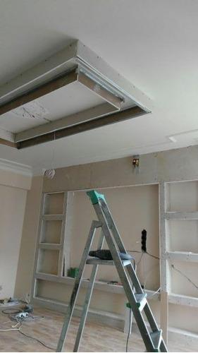 servicios de emchape, drywall y cabados ( estuco,pintura )