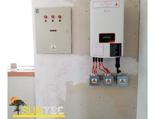 servicios de energía solar fotovoltaica