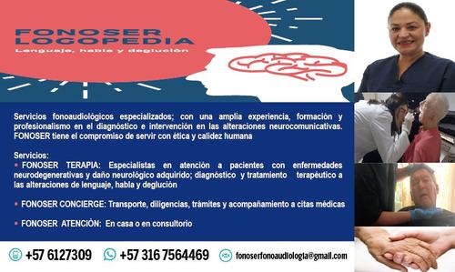 servicios de fonoaudiologia