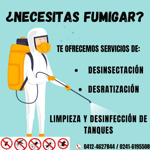 servicios de fumigación