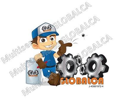 servicios de fumigacion general contra insectos y roedores