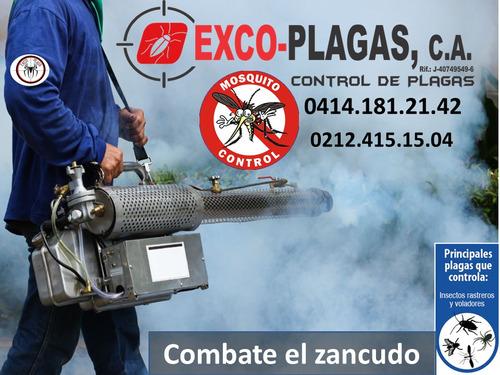 servicios de fumigacion para chiripas cucarachas etc