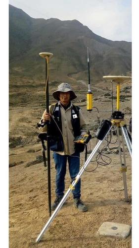 servicios de geodesia topografía fotogrametría y geotecnia