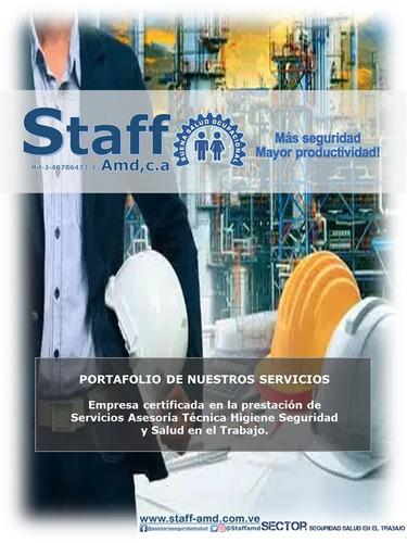 servicios de higiene, seg. industrial y medicina ocupacional