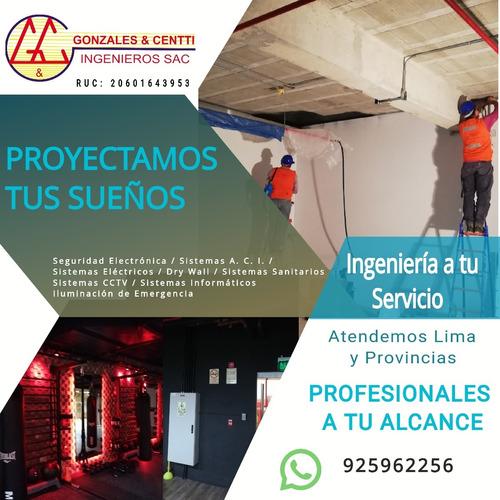 servicios de ingeneria