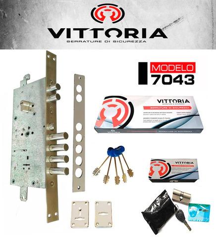 servicios de instalación de cerradura  securemme y vittoria