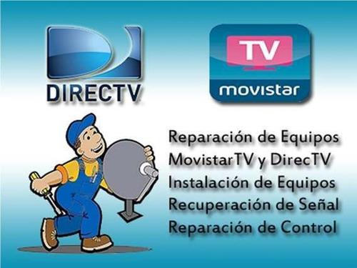 servicios de instalación de movistar y directivi
