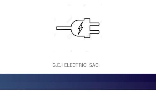 servicios de instalación eléctrica