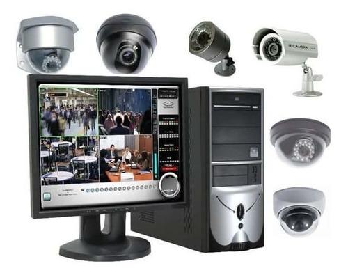 servicios de instalación reparación y mantenimiento cctv