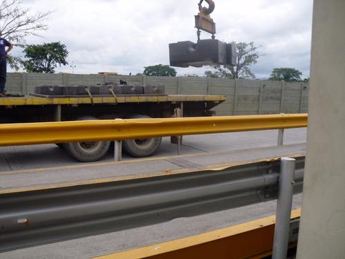 servicios de instalación y mantenimiento para puente bascula