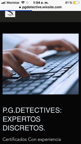 servicios de investigación seguimiento seguridad