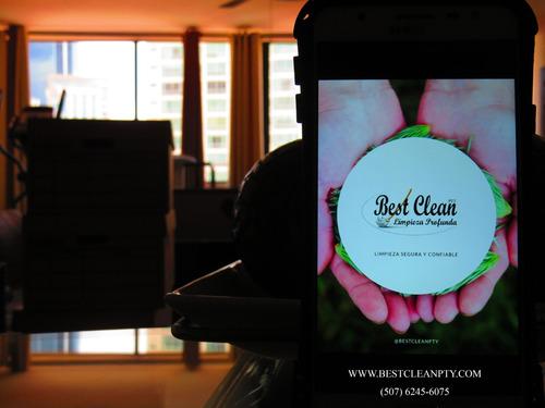 servicios de limpieza para el hogar