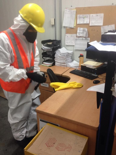 servicios de limpieza profesional/sanitizacion/desinfección